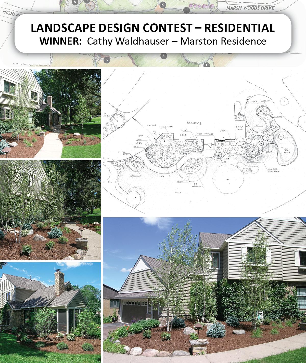 Landscape design competition for Landscape design competition